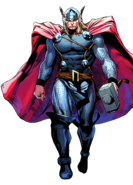 Thor Marvel XP Old