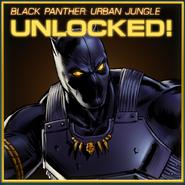 Black Panther Urban Jungle Unlocked