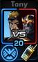 Group Boss Versus Thanos