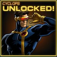 Cyclops Uncanny Unlocked