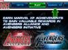 NaT Earn Marvel XP Achievements