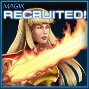 Magik Recruited