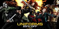 Uniforms Sale