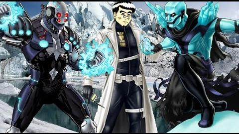PVP 24 Blizzard & Iceman. Marvel Avengers Alliance ANNHE Friki