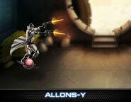 Fantomex Level 2 Ability