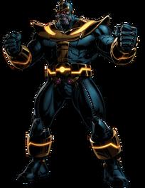 Thanos Portrait Art