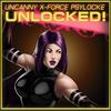 Psylocke Uncanny X-Force Unlocked