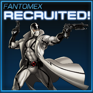 Fantomex Recruited