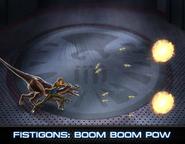 Chase Stein Level 1 Ability (Boom Boom Pow)