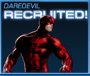 Daredevil Recruited Old