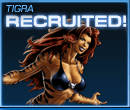 Tigra Recruited Old