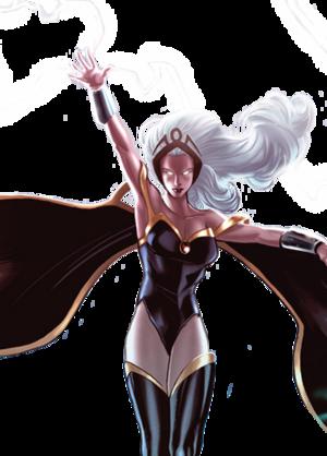 Storm Marvel XP