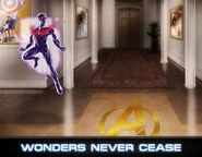 Wonder Man Level 9 Ability
