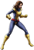 Kitty Pryde-Classic X-Men