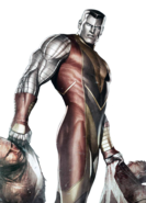 Colossus Marvel XP Old