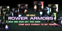 On Sale Power Armors