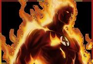 Human Torch Dialogue 1