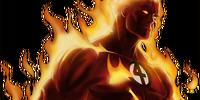 Human Torch/Boss