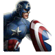 Captain America Icon Large 3