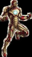 Iron Man-Mk 42 Armor-iOS