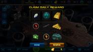Daily Reward Android Screenshot