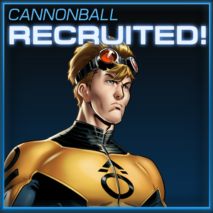 Cannonball Recruited