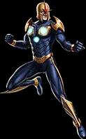 Richard Rider-Modern Nova Prime