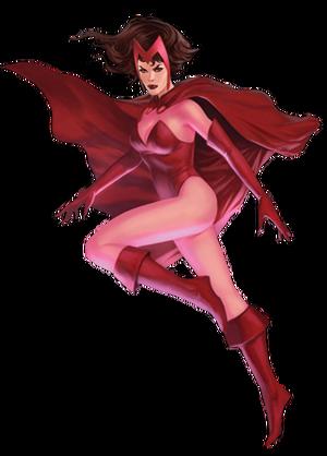 Scarlet Witch Marvel XP