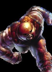 Juggernaut Marvel XP