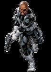 Nick Fury Marvel XP
