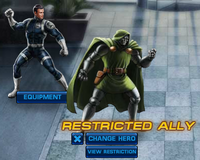 Screenshot-Restricted Ally