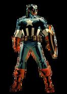 Captain America Marvel XP Old