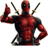 Deadpool PVP Reward Icon