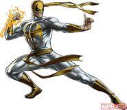 Heroic Age Iron Fist Marvel.com Art