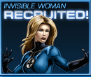 Invisible Woman Recruited Old