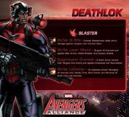 Deathlok Teaser
