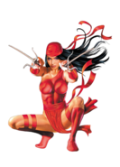 Elektra Marvel XP
