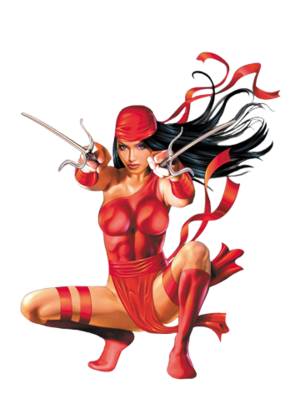 Elektra Marvel XP