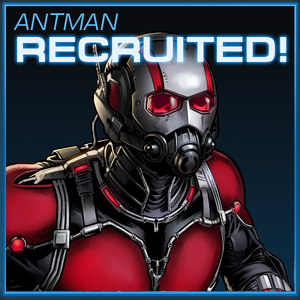 Ant-Man Recruited