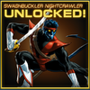 Nightcrawler Swashbuckler Unlocked