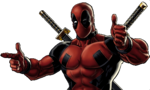 Deadpool-B Dialogue
