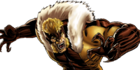 Sabretooth/Hero