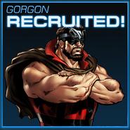 Gorgon Recruited