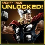Thor Mighty Unlocked
