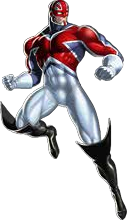 Captain Britain-Heroic