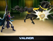 Black Knight Level 9 Ability