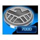 Playdom MAA Silver 7000