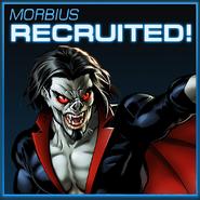 Morbius Recruited