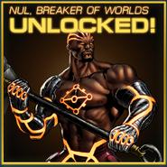 Luke Cage Nul Unlocked