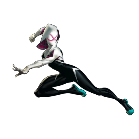 File:Spider-Gwen Portrait Art.png